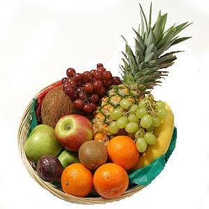Fruitmand Zomer