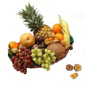 Fruitmand lekker